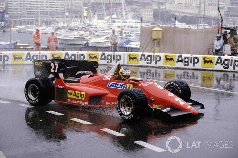 1984: Ferrari 126C4