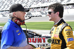 Joe Gibbs, Erik Jones, Joe Gibbs Racing Toyota