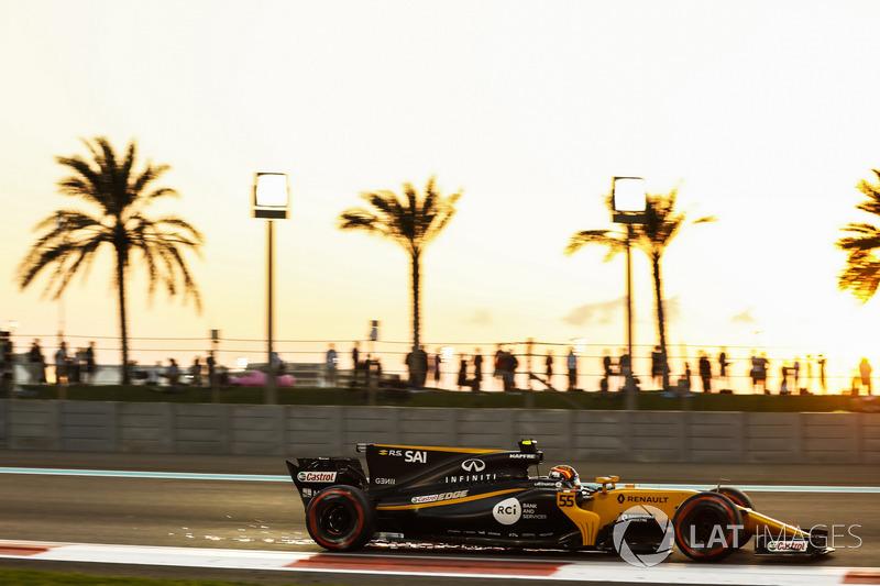13. Carlos Sainz Jr., Renault Sport F1 Team RS17