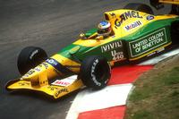 Міхаель Шумахер, Benetton B192