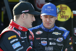 Daniel Hemric, Richard Childress Racing Chevrolet und Ty Dillon, Richard Childress Racing Chevrolet