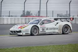 Björn Grossmann, Alexander Müller, Octane126, Ferrari 488 GT3