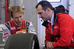 Mattias Ekström,  Florian Modlinger, Audi