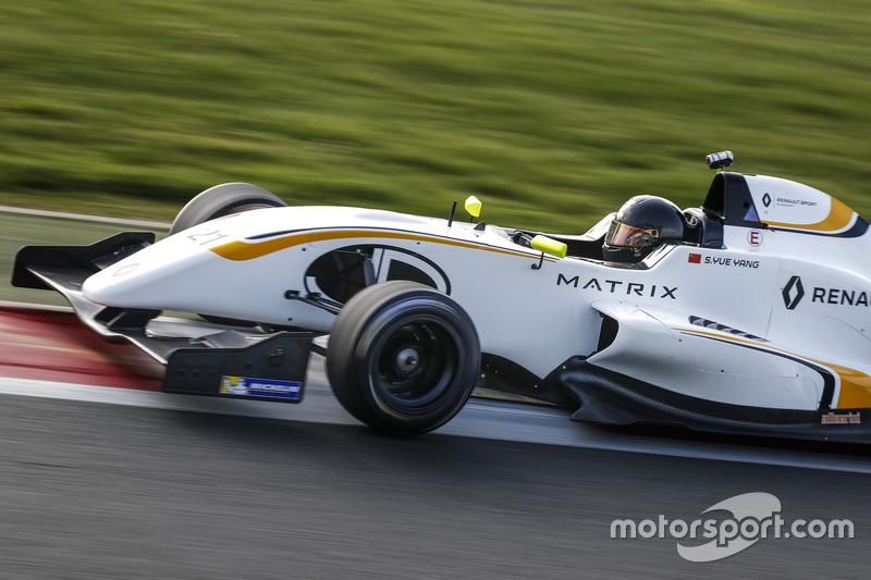 Sun Yue Yang, Arden Motorsport