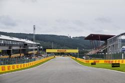 Una veduta del circuito