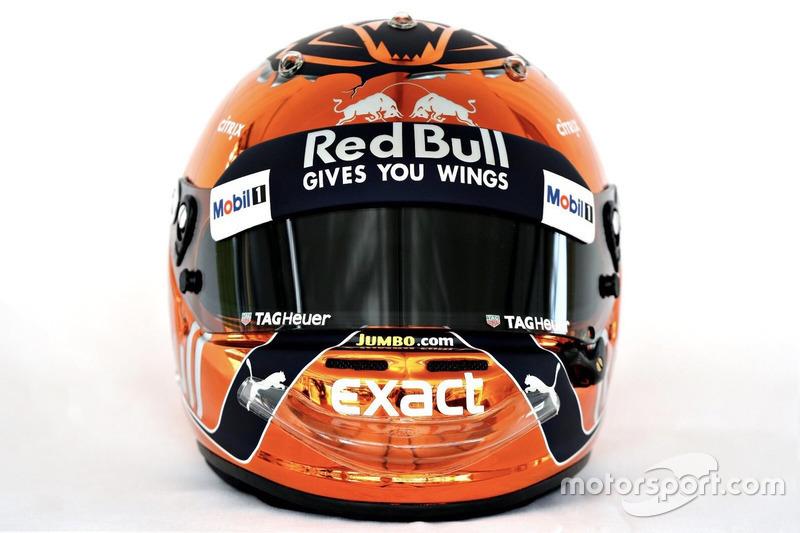 Diseño especial para el GP de Bélgica 2017