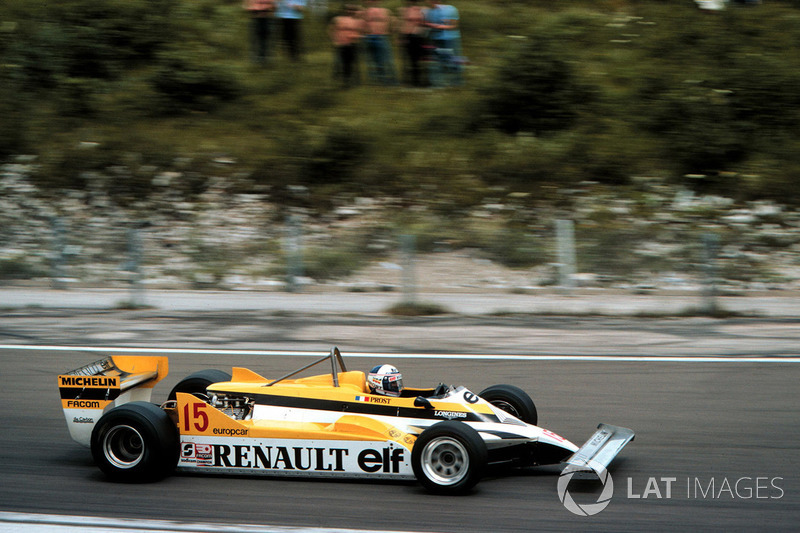 1981. Renault RE30