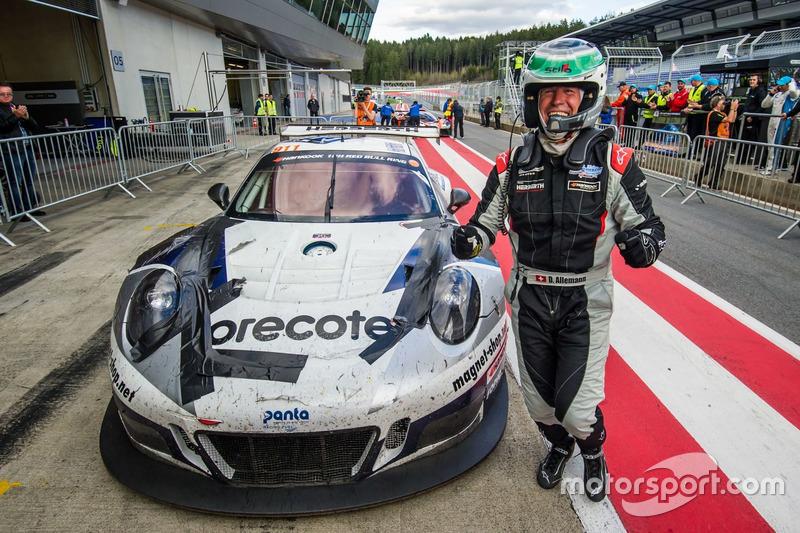1. #911 Herberth Motorsport, Porsche 991 GT3 R: Daniel Allemann