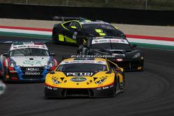 Lamborghini Huracan-s.GT3 #16 Petri Corse Motorsport: Baruch-Palma