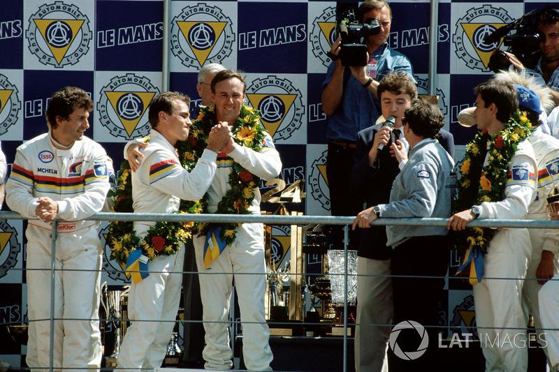 1. Christophe Bouchut, Geoff Brabham, Eric Helary, Peugeot 905C