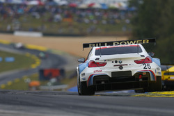 #25 BMW Team RLL BMW M6 GTLM: Білл Оберлен, Александр Сімс, Куно Віттмер