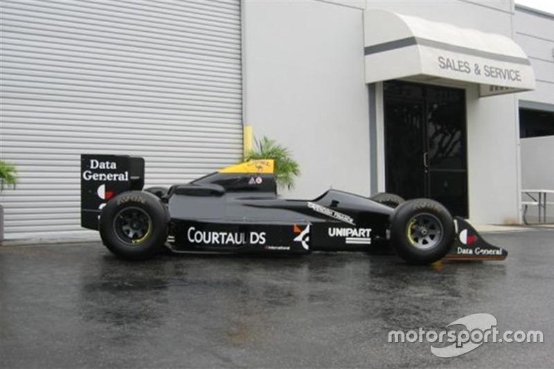 Tyrrell 017, 1988. Ціна £175 тис.