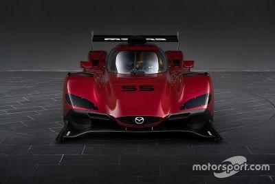 Revelación Mazda RP-24P Prototype
