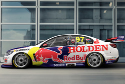 Red Bull Holden Racing Team retro livery