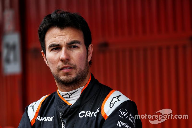 Серхио Перес, Force India (номер 11)