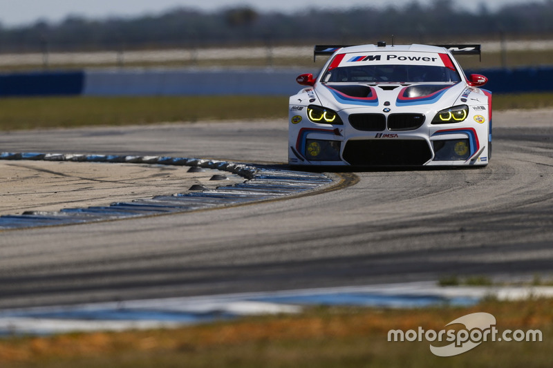 #24 BMW Team RLL, BMW M6 GTLM: John Edwards, Martin Tomczyk, Nicky Catsburg