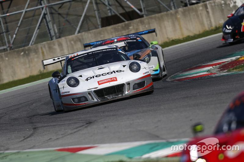 #911 Herberth Motorsport Porsche 991 GT3 R: Daniel Allemann, Ralf Bohn, Robert Renauer, Alfred Renauer