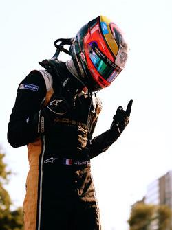 Jean-Eric Vergne, Techeetah yarış galibi