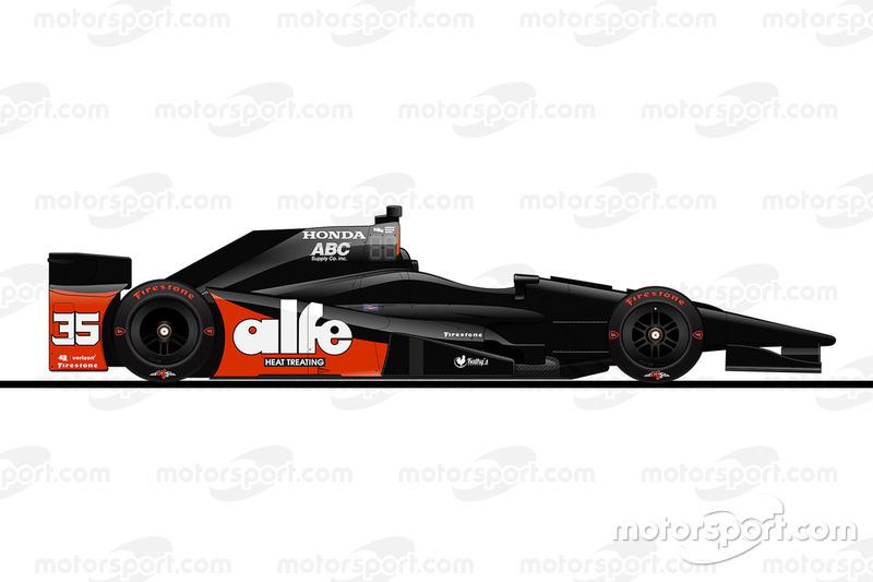 Startposition 33: Alex Tagliani (Foyt-Honda)