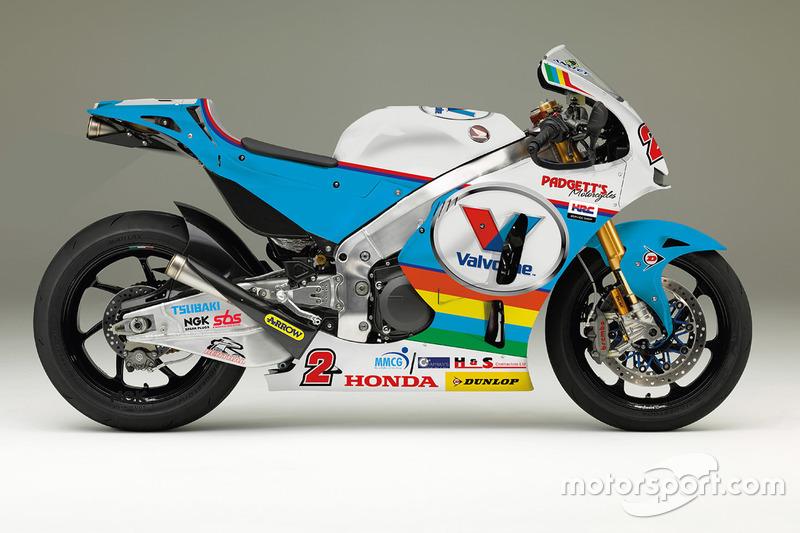 Bruce Anstey, Honda RC213V-S