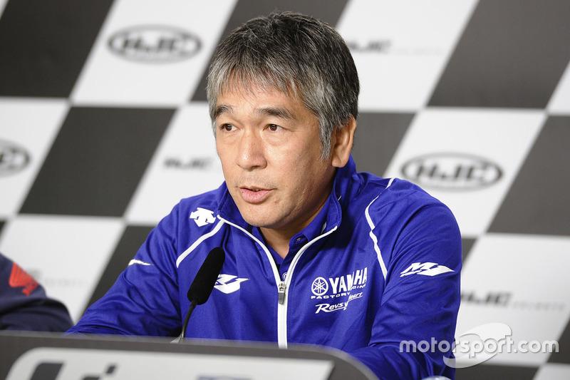 Коудзі Цуя, президент Yamaha Factory Racing, підтвердив у понеділок у Куала-Лумпурі зміни у керівництві команди.