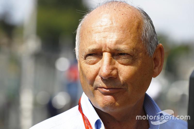 Ron Dennis, Executive Chairman, McLaren Automotive