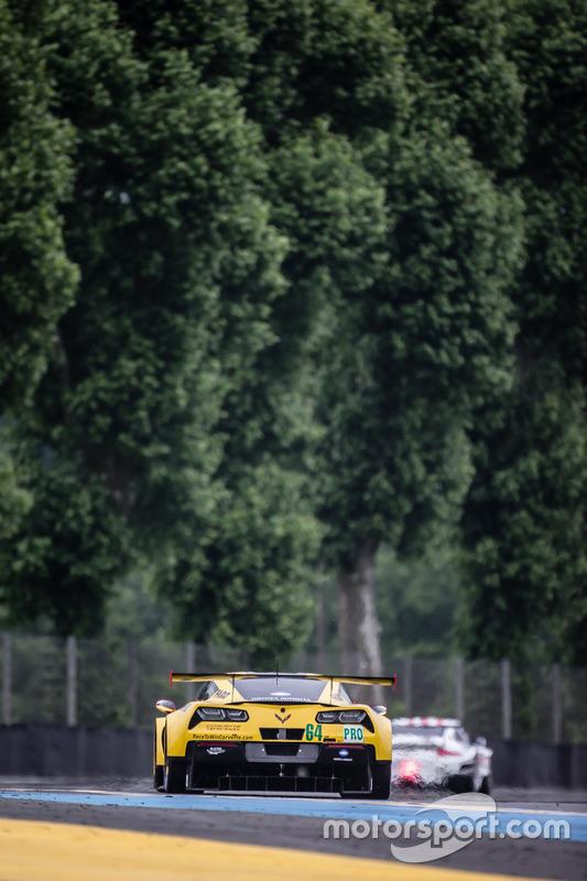 #64 Corvette Racing Chevrolet Corvette C7-R: Олівер Гевін, Томмі Мілнер, Джордан Тейлор