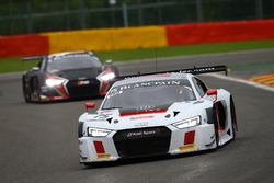 #75 ISR, Audi R8 LMS: Marlon Stockinger, Filip Salaquarda, Edoardo Mortara