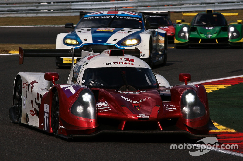 #17 Ultimate, Ligier JS P3-Nissan: Jean-Baptiste Lahaye, François Heriau, Mathieu Lahaye