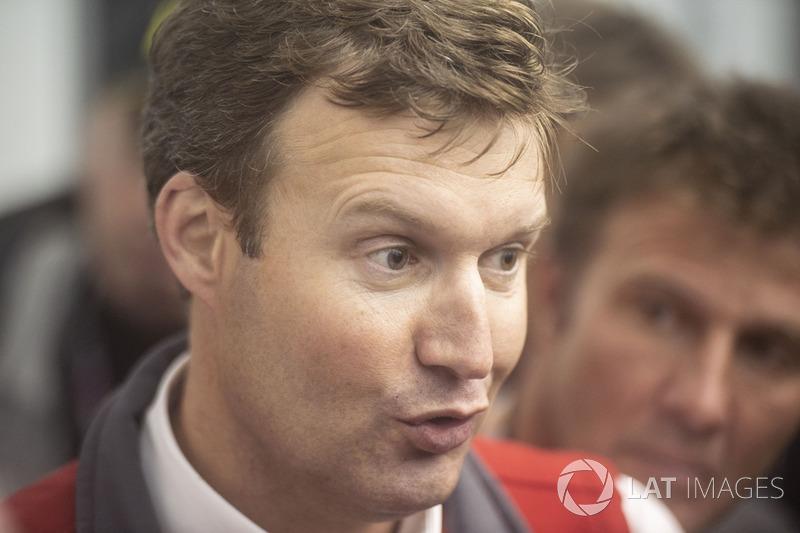 Stuart Pringle, Silverstone Managing director