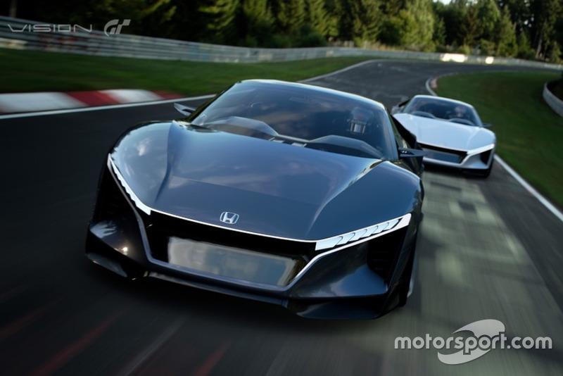 Honda Sports Vision Gran Turismo (november 2017)