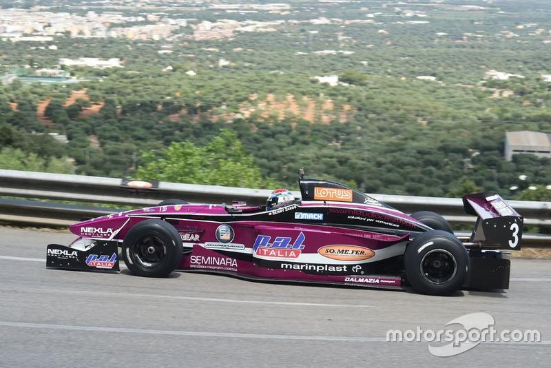 Denny Zardo, Lola B99/50, A.S.D. Speed Motor