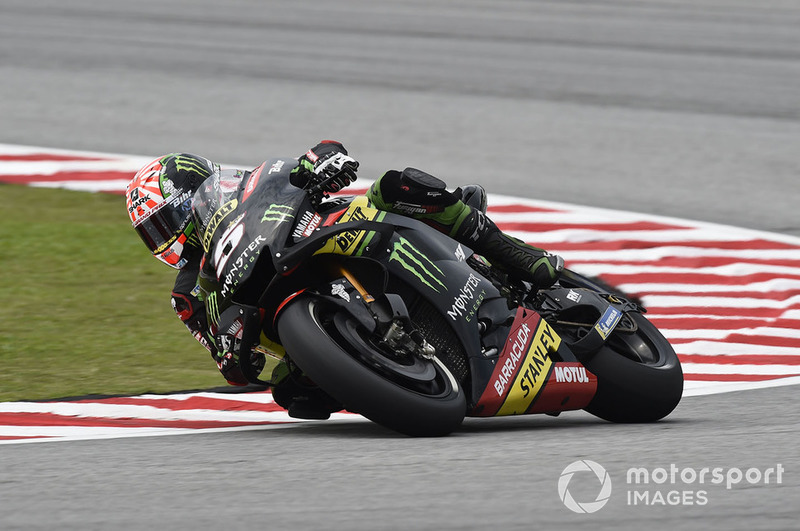 Johann Zarco, Monster Yamaha Tech 3