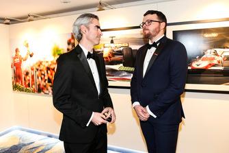 Adrian Atkinson and Scott Mitchell