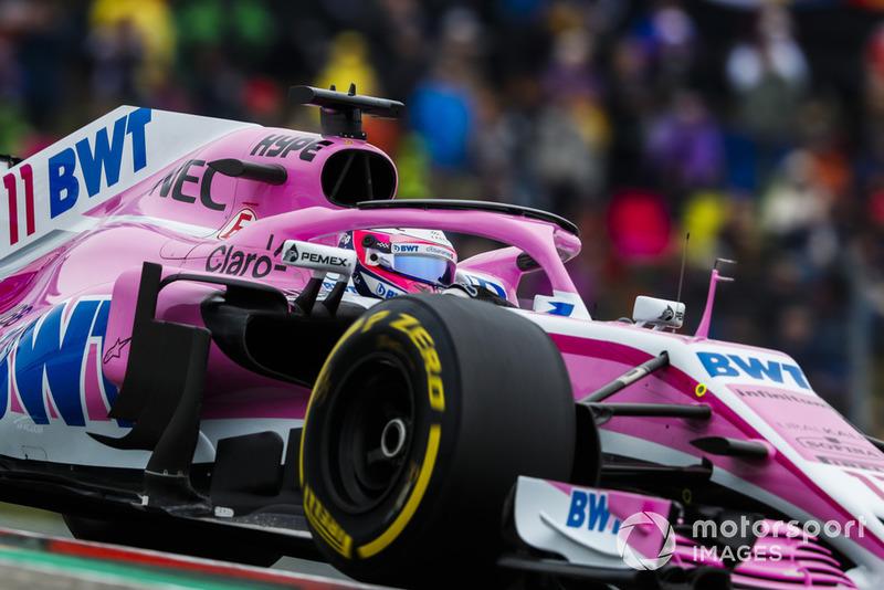 9. Серхіо Перес, Force India — 54