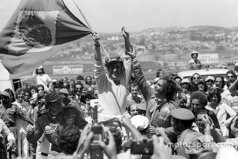 GP de Brasil 1975 Carlos Pace