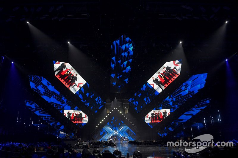 Presentazione livrea Sky Racing Team VR46 2019