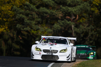 #34 Walkenhorst Motorsport BMW M6 GT3: Christian Krognes, David Pittard, Rudi Adams