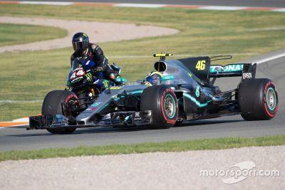 Hamilton Rossi swap