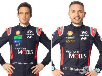 Презентация состава Hyundai Motorsport