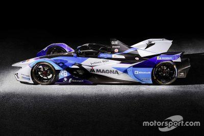 BMW i Andretti Motorsport aankondiging