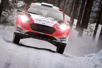 Янне Туохіно, Мікко Марккула, Ford Fiesta WRC