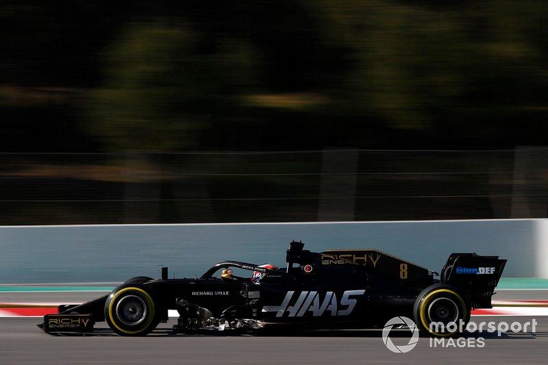 13. Romain Grosjean:1:18.563