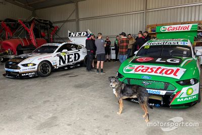 Kelly Racing pre-Sydney pack