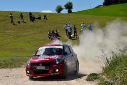 Stefano Martinelli, Pietro Brugiati, Suzuki Swift R1
