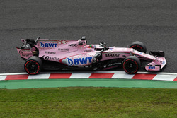 Серхіо Перес, Sahara Force India VJM10