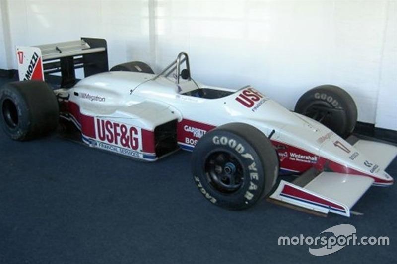 Derek Warwick pilotou esta Arrows A10 em 1987