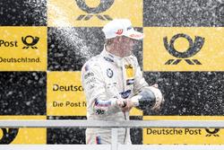 Podium:  Maxime Martin, BMW Team RBM, BMW M4 DTM