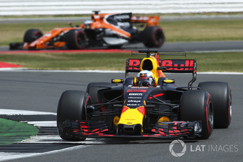 5 місце — Даніель Ріккардо (Австралія, Red Bull) — коефіцієнт 13,00