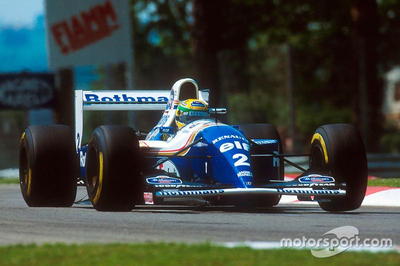 1994, Williams FW16